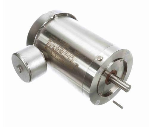 N469A Marathon 1 1/2 hp 1800 RPM 3-Phase 145TC Frame TEFC (no base) 230/460V Marathon Motor