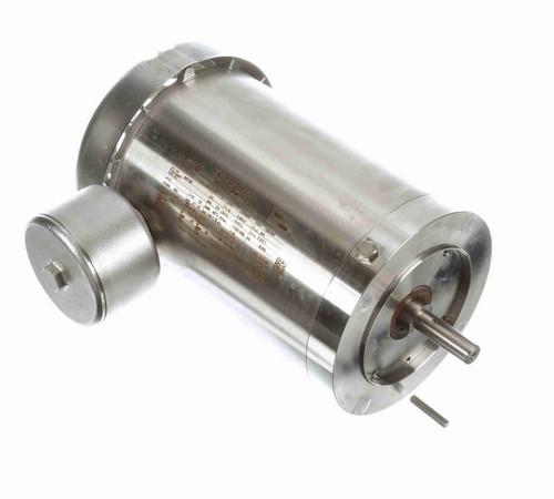 N470B Marathon 2 hp 1800 RPM 3-Phase 56C Frame TEFC (no base) 230/460V Marathon Motor