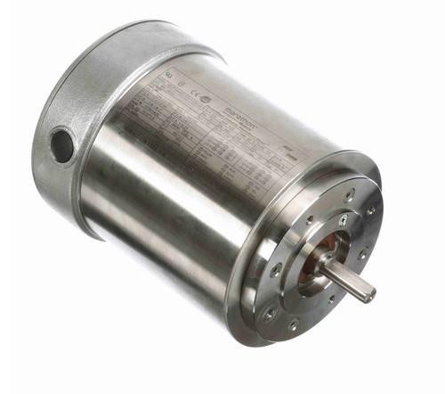 N701 Marathon 1/3 hp 1800 RPM 3-Phase  48C Frame TENV (no base) 208-230/460V Marathon Motor