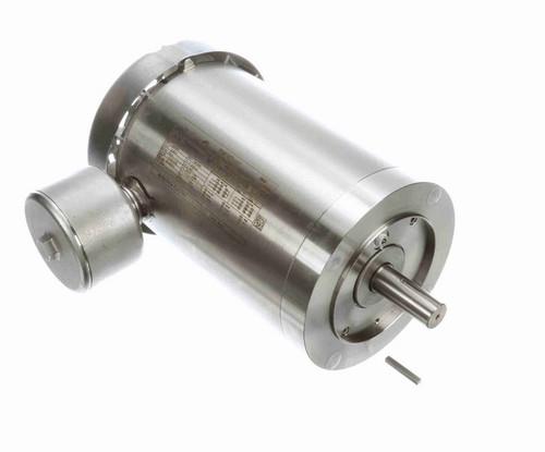 N721 Marathon 2 hp 1800 RPM 3-Phase 145TC Frame TEFC (no base) 230/460V Marathon Motor