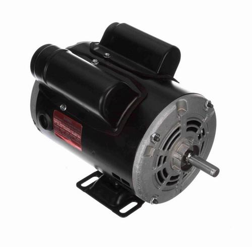 C157LES Century 1/4 hp 1800 RPM 1-Phase 48 Frame ODP (rigid base) 115/230V Century Motor # C157LES