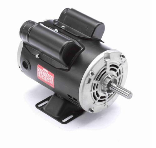 1/3 hp 1800 RPM 1-Phase 56 Frame ODP (rigid base) 115/230V Century Motor # C222ES