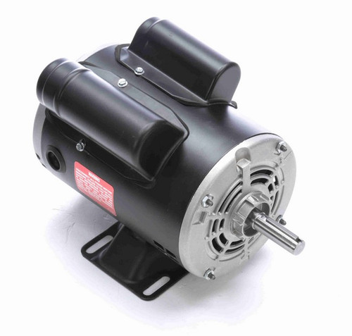 1/3 hp 1800 RPM 1-Phase 56 Frame ODP (rigid base) 115/230V Century Motor # C457ES