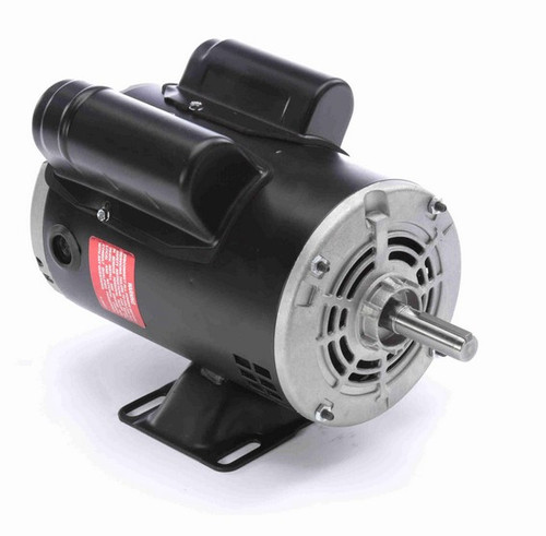 1/2 hp 1800 RPM 1-Phase 56 Frame ODP (rigid base) 115/230V Century Motor # C630ES