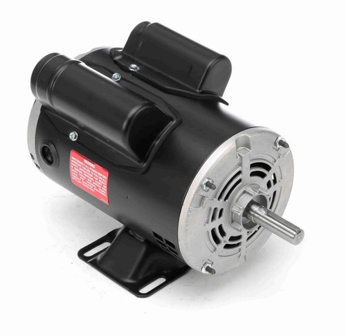 1/2 hp 1800 RPM 1-Phase 56 Frame ODP (rigid base) 115/230V Century Motor # C608ES