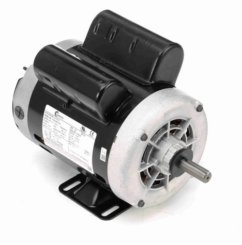 1/2 hp 1200 RPM 1-Phase 56 Frame ODP (rigid base) 115/230V Century Motor # C420ES