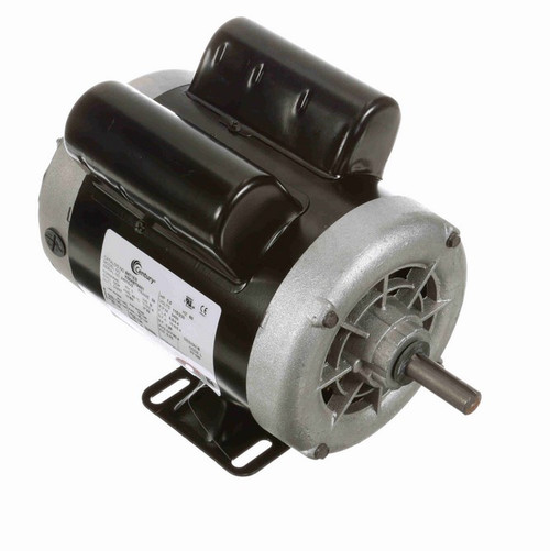 1 hp 3600 RPM 1-Phase 56 Frame ODP (rigid base) 115/230V Century Motor # B671ES