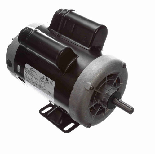 1 hp 1800 RPM 1-Phase 56 Frame ODP (rigid base) 115/230V Century Motor # C695ES