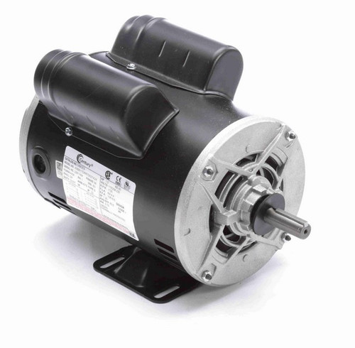 1 hp 1800 RPM 1-Phase 56 Frame ODP (rigid base) 115/208-230V Century Motor # C682ES