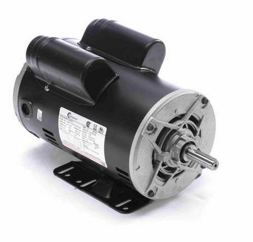 1 1/2 hp 1800 RPM 1-Phase 56 Frame ODP (rigid base) 115/208-230V Century Motor # C688ES