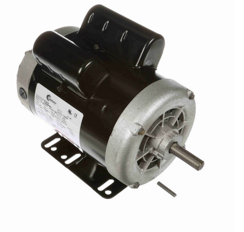 B734ES Century 2 hp 3600 RPM 1-Phase 56 Frame ODP (rigid base) 115/230V