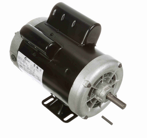 B735ES Century 3 hp 3600 RPM 1-Phase 56 Frame ODP (rigid base) 230V