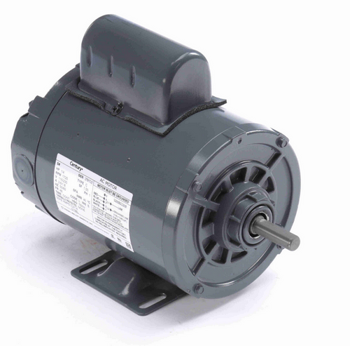 C198L Century 1/4 hp 1800 RPM 1-Phase 48 Frame TENV (rigid base) 115/230V Century Motor # C198L