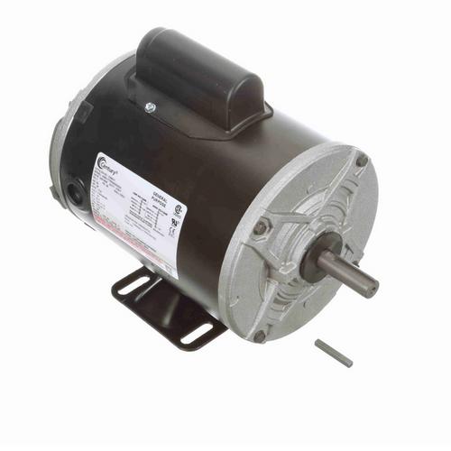 C664V1 Century 1/4 hp 1800 RPM 1-Phase 56 Frame TENV (rigid base) 115/208-230V Century Motor # C664V1