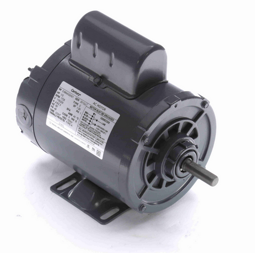 C151L Century 1/3 hp 1800 RPM 1-Phase 48 Frame TENV (rigid base) 115/230V Century Motor # C151L
