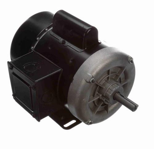 C613V1 Century 1/2 hp 1800 RPM 1-Phase 56 Frame TEFC (rigid base) 115/208-230V