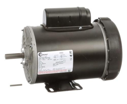C669V1 Century 3/4 hp 1800 RPM 1-Phase 56 Frame TEFC (rigid base) 115/208-230V