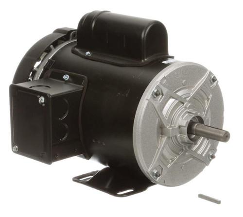C683V1 Century 1 hp 1800 RPM 1-Phase 56 Frame TEFC (rigid base) 115/208-230V