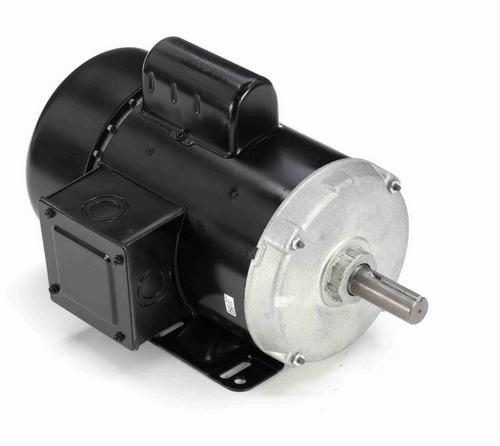 K100V1 Century 1 hp 1800 RPM 1-Phase 143T Frame TEFC (rigid base) 115/208-230V