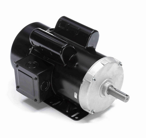 1 1/2 hp 1800 RPM 1-Phase 145T Frame TEFC (rigid base) 115/208-230V Century Motor # K101V1