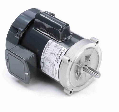 C349 Marathon 1/2 hp 3600 RPM 56C Frame TEFC (no base) 115/230V Marathon Motor