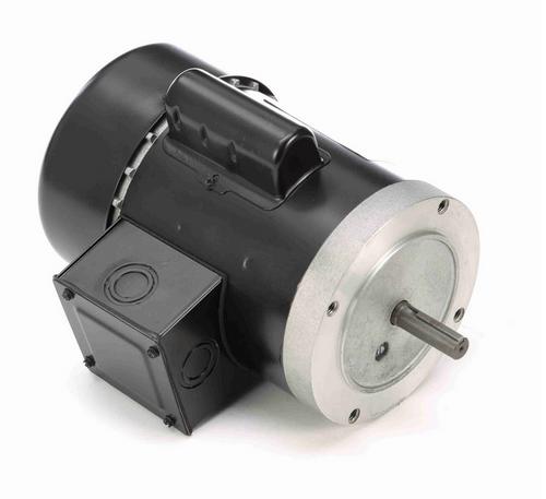 C208V1 Century 1/4 hp 1200 RPM 56C Frame TEFC (no base) 115/208-230V Century Motor # C208V1