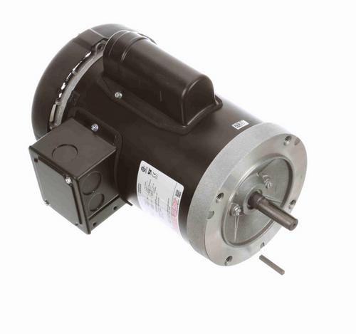 C926V1 Century 1 hp 1800 RPM 56C Frame TEFC (no base) 115/208-230V