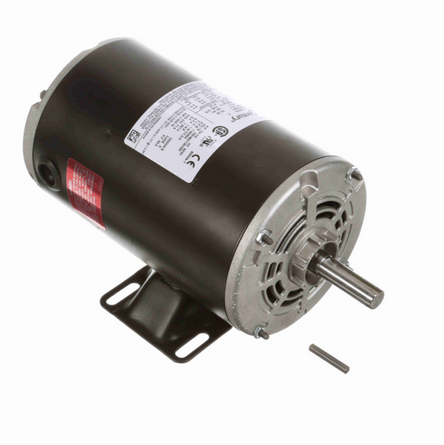 H267ES Century 1/3 hp 1200 RPM 3-Phase 56 Frame ODP (rigid base) 230/460V