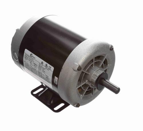 H273LES Century 1/2 hp 1800 RPM 3-Phase 56 Frame ODP (rigid base) 230/460V Century Motor # H273LES