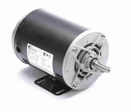 1/2 hp 1800 RPM 3-Phase 56 Frame ODP (rigid base) 230/460V Century Motor # H880LES
