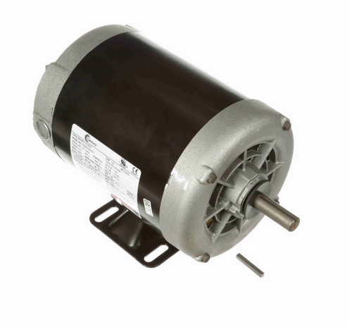H279ES Century 1/2 hp 1200 RPM 3-Phase 56 Frame ODP (rigid base) 230/460V Century Motor # H279ES