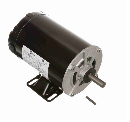 H377ES Century 3/4 hp 3600/2850 RPM 3-Phase 56 Frame ODP (rigid base) 230/460V Century Motor # H377ES