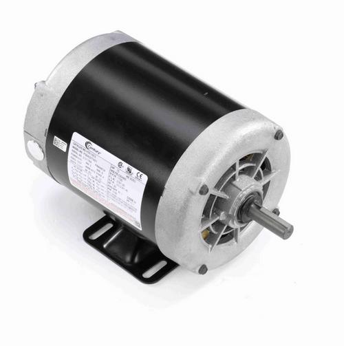 H581AES Century 3/4 hp 1800 RPM 3-Phase 56 Frame ODP (rigid base) 230/460V
