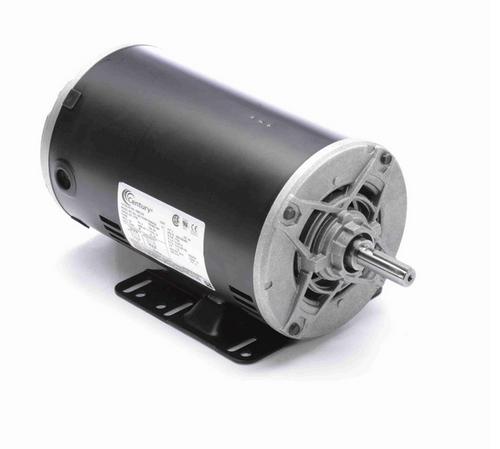 H882LES Century 1 hp 1800 RPM 3-Phase 56 Frame ODP (rigid base) 208-230/460V Century Motor # H882LES