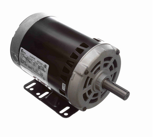 H883L Century 1 hp 1800 RPM 3-Phase 56 Frame ODP (rigid base) 200-230/460V Century Motor # H883L