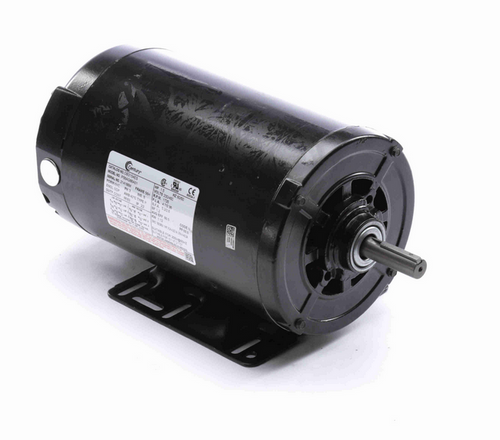 1 1/2 hp 1800 RPM 3-Phase 56 Frame ODP (rigid base) 230/460V Century Motor # OB3154ES