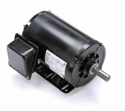 OB3204V1 Century 2 hp 1800 RPM 3-Phase 56 Frame ODP (rigid base) 200-230/460V