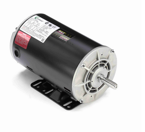H181LES Marathon 2 hp 1800 RPM, 6.0/3.0 amps 230/460 Volts 50-60 Hz. Thre
