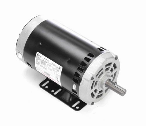 H539L Century 3 hp 1800 RPM 3-Phase 56 Frame ODP (rigid base) 230/460V