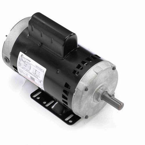 H956 Century 5 hp 3600 RPM 3-Phase 56 Frame ODP (rigid base) 575V Century Motor # H956