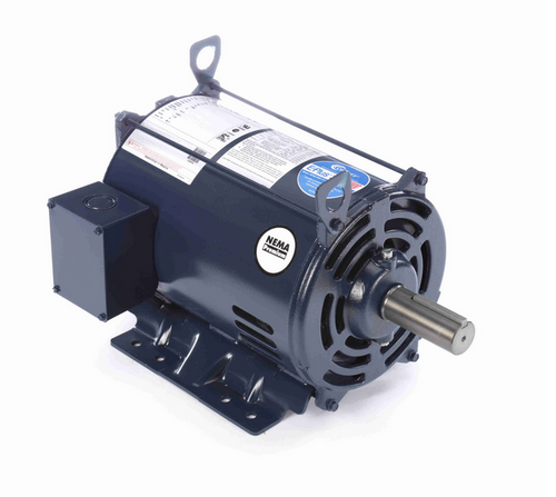 E925M2 Century 7 1/2 hp 1800 RPM 3-Phase 213T Frame ODP (rigid base) 575V Century Motor # E925M2
