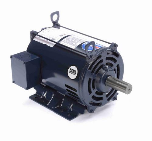 E397M2 Century 10 hp 1800 RPM 3-Phase 215T Frame ODP (rigid base) 230/460V Century Motor # E397M2