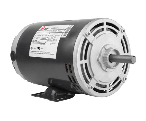 1419 Nidec | 1.5 hp 1725 RPM 208-230V Carrier Replacement Motor