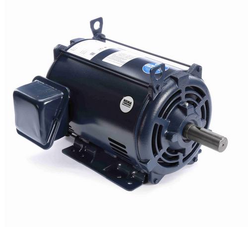 E497M2 Century 10 hp 1200 RPM 3-Phase 256T Frame ODP (rigid base) 230/460V Century Motor # E497M2