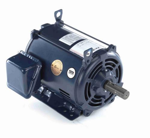 E927M2 Century 15 hp 1800 RPM 3-Phase 254T Frame ODP (rigid base) 575V Century Motor # E927M2