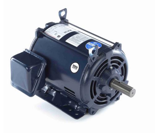 E452M2 Century 20 hp 1800 RPM 3-Phase 256T Frame ODP (rigid base) 200V Century Motor # E452M2