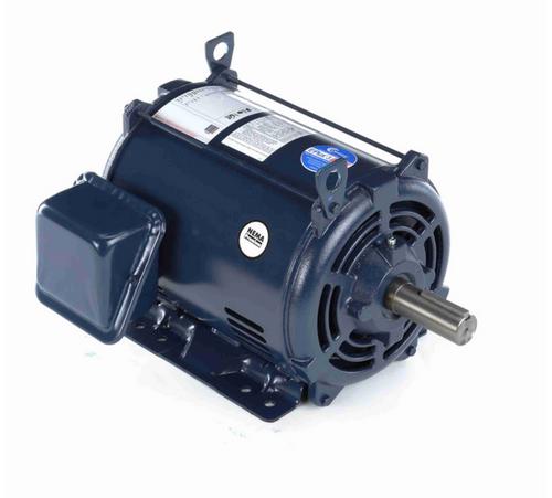 E928M2 Century 20 hp 1800 RPM 3-Phase 256T Frame ODP (rigid base) 575V Century Motor # E928M2