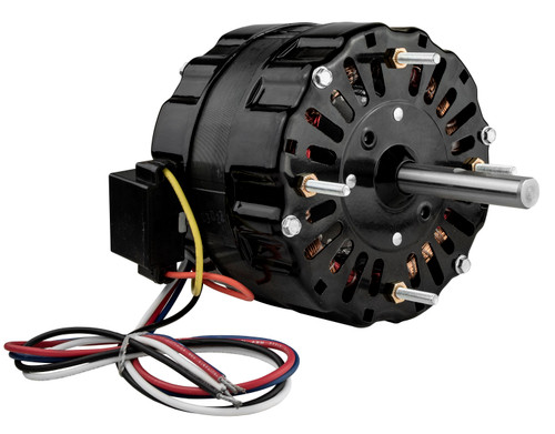308318 Aftermarket GREENHECK Exhaust Fan Motor 1/8 hp 1500 RPM 3 Speed 115V