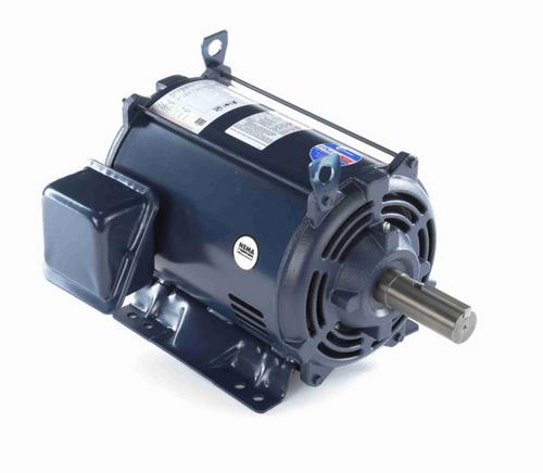 E514M2 Century 25 hp 1800 RPM 3-Phase 284T Frame ODP (rigid base) 230/460V Century Motor # E514M2