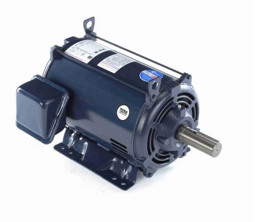E515M2 Century 30 hp 1800 RPM 3-Phase 286T Frame ODP (rigid base) 200V Century Motor # E515M2